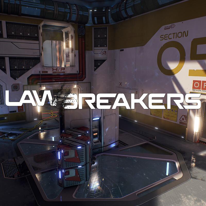 Lawbreakers Official: Reactor