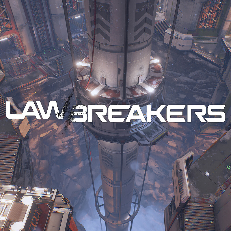 Lawbreakers Official: Trench