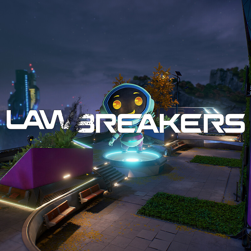 Lawbreakers Official: Namsan
