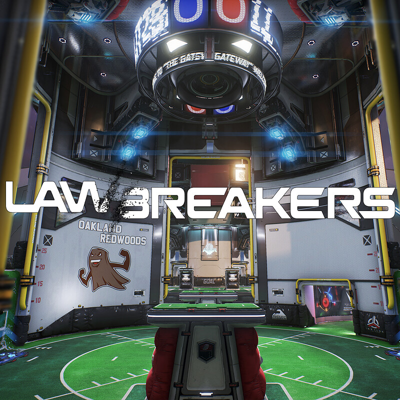 Lawbreakers Official: Gateway