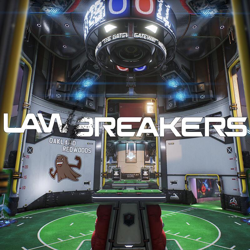 Lawbreakers Official: Gateway