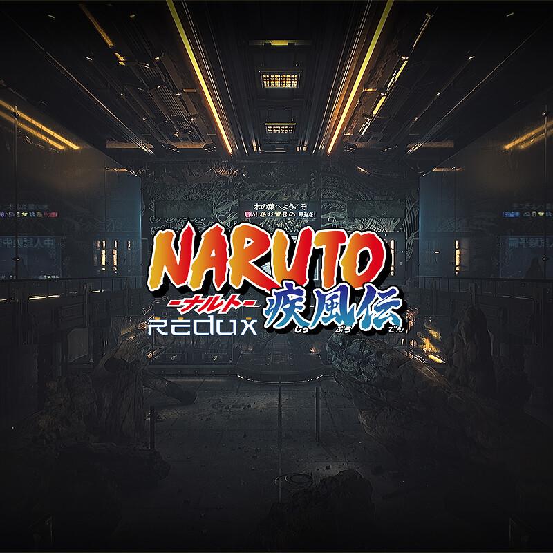 Naruto:Redux - Chunin Exam Room