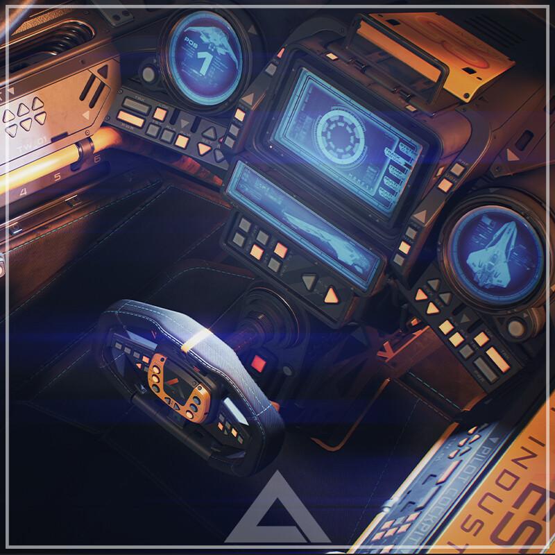 Hephaestus Heavy Industries - Eros Final Shots
