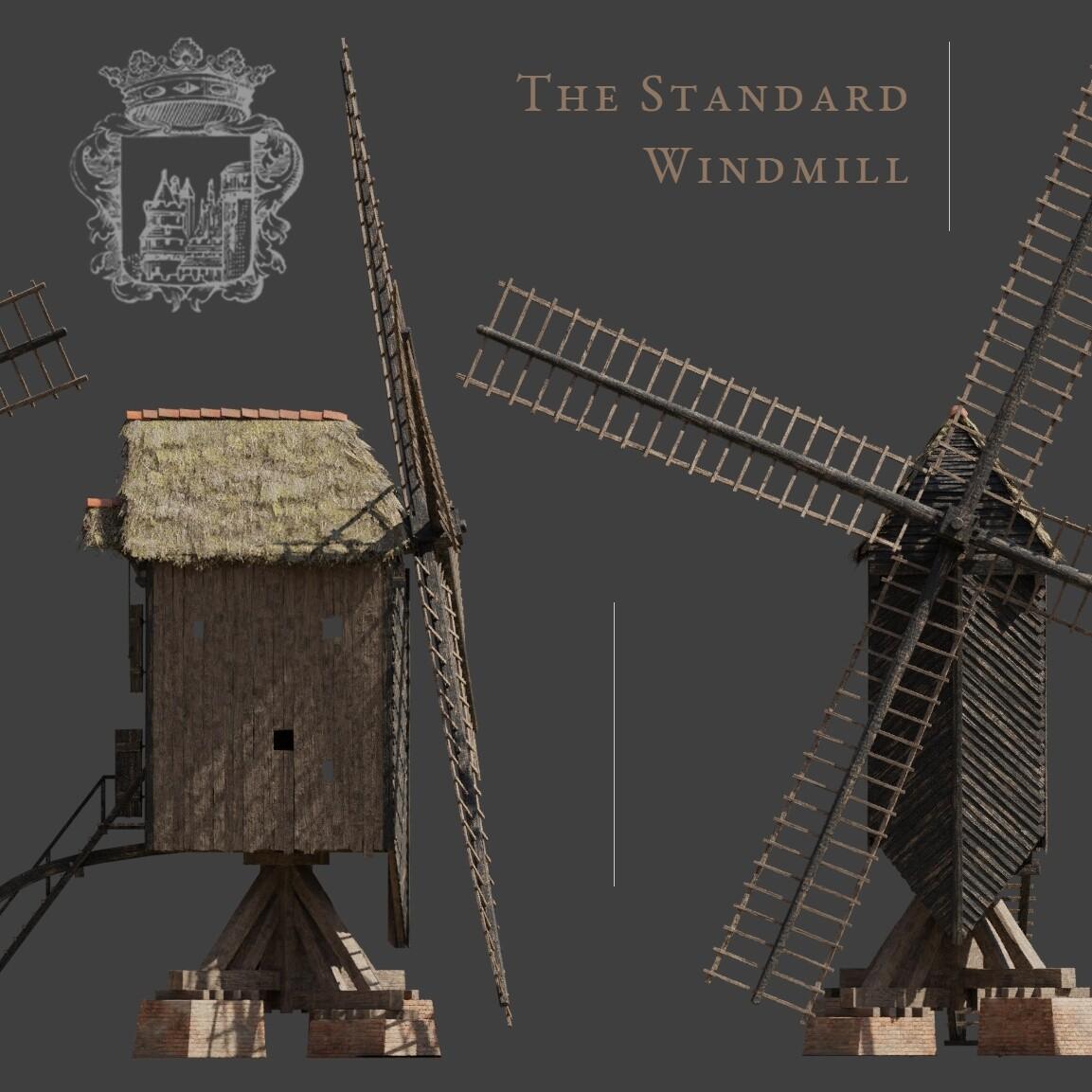 Standard Mill - 16th Century