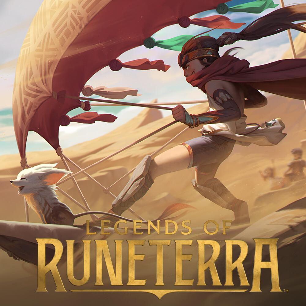 ROCK HOPPER - Legends of Runeterra