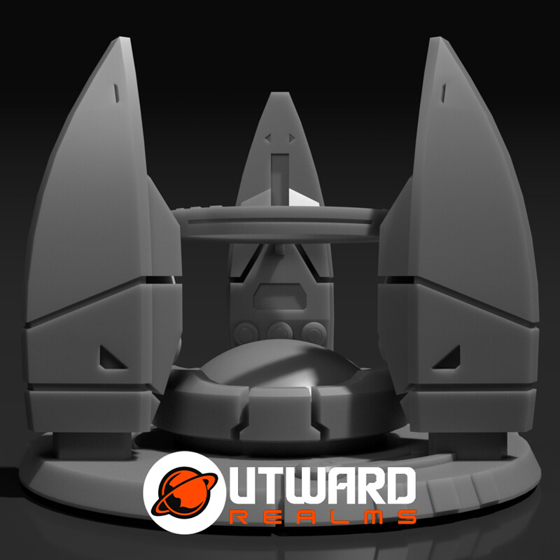 Outward Realms - Batra Field Generator