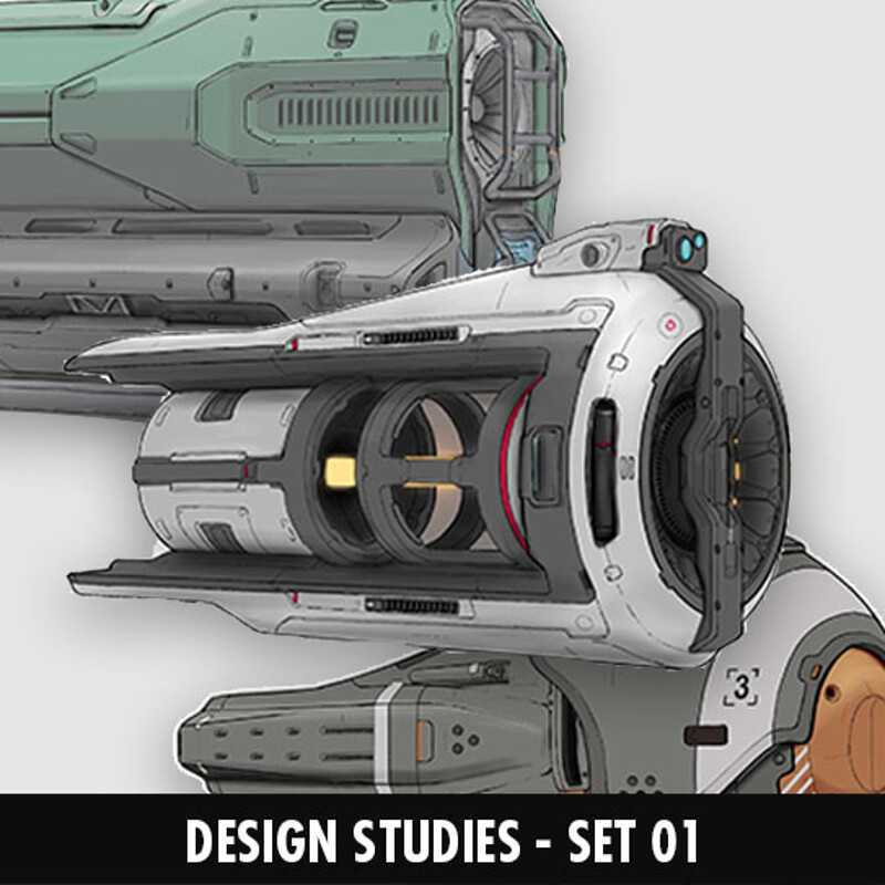 Design Studies - Set 01