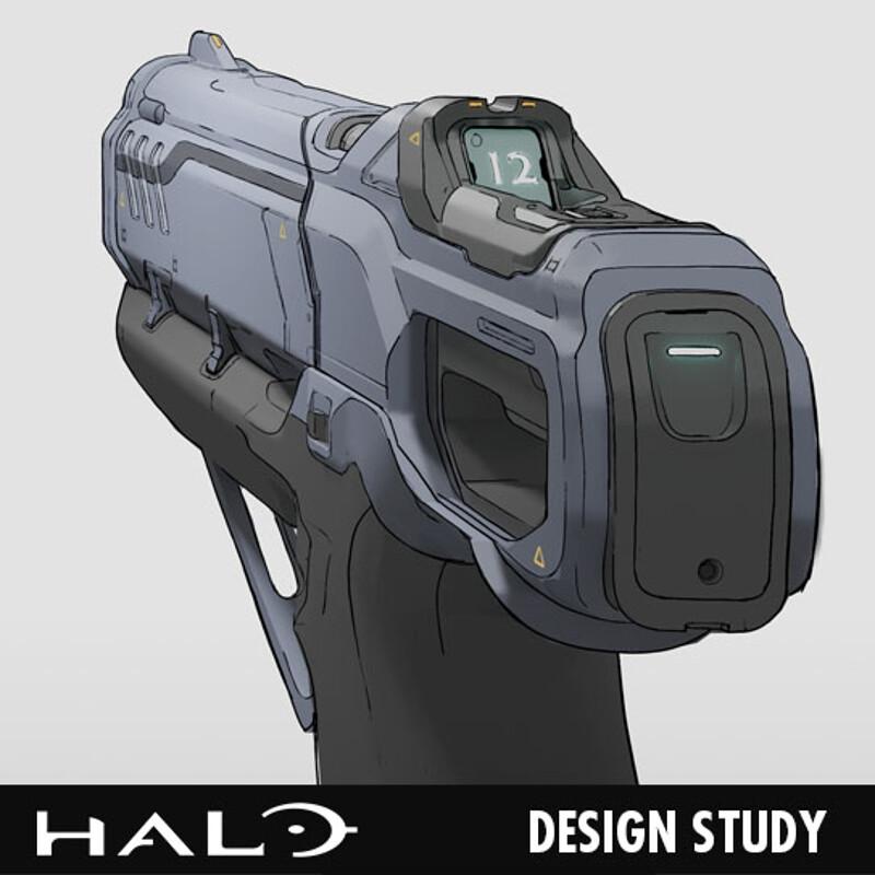 Halo - Design Study