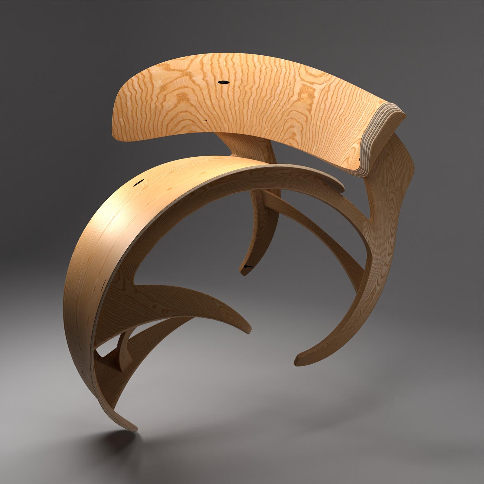Fredericia Søborg Chair