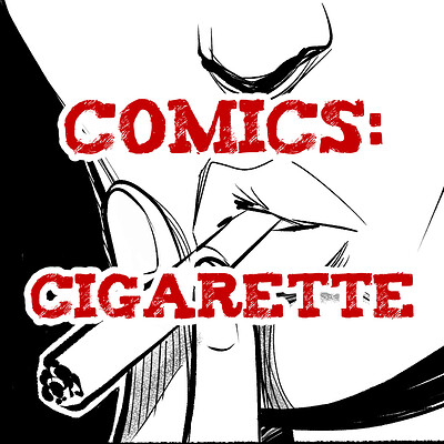 Nina hayer nina hayer artstationcovercigarette