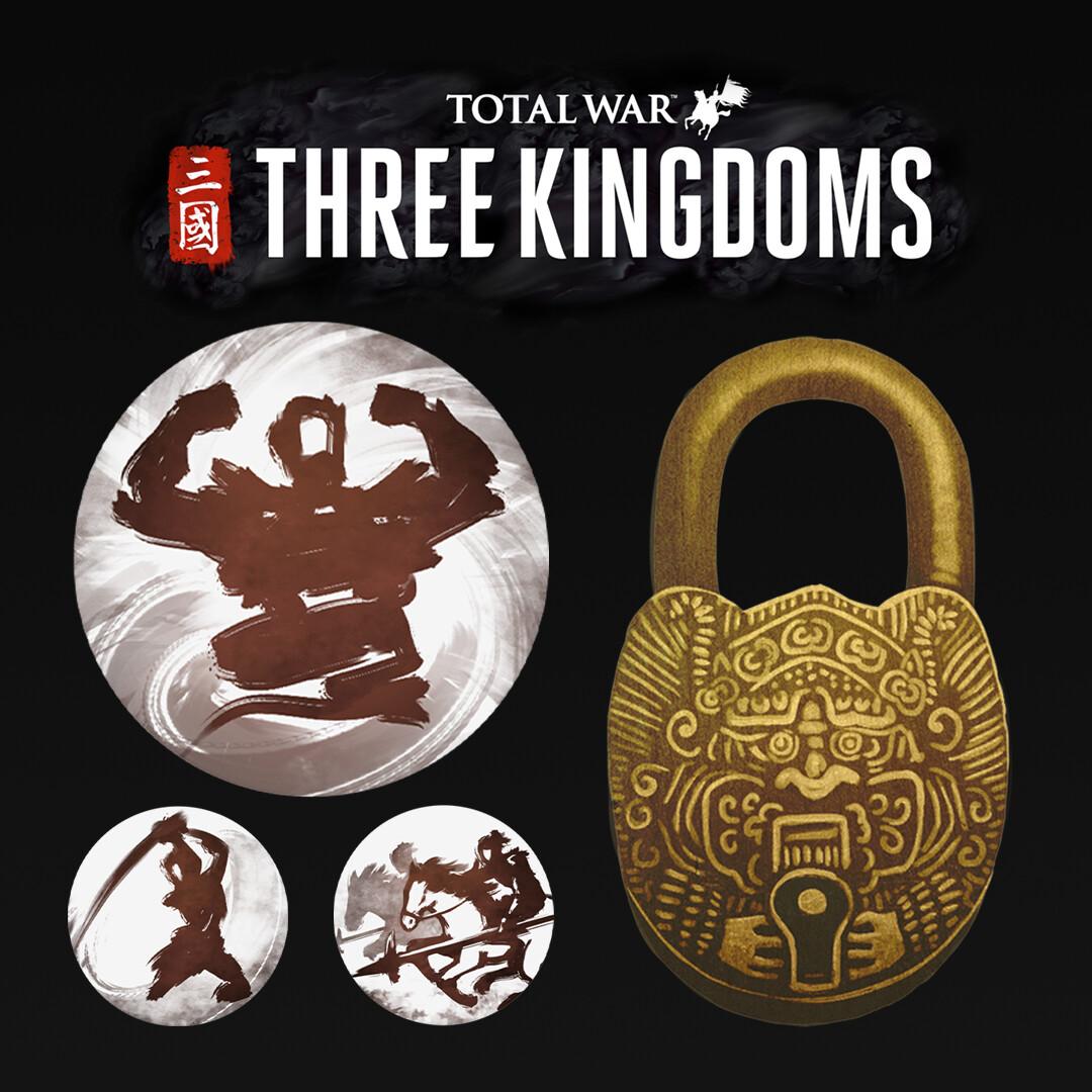 Total War: Three Kingdoms - Icons