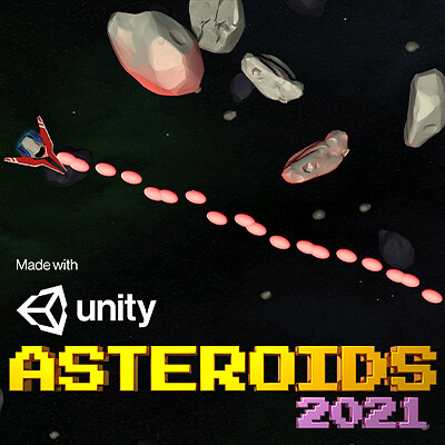 Asteroids 2021