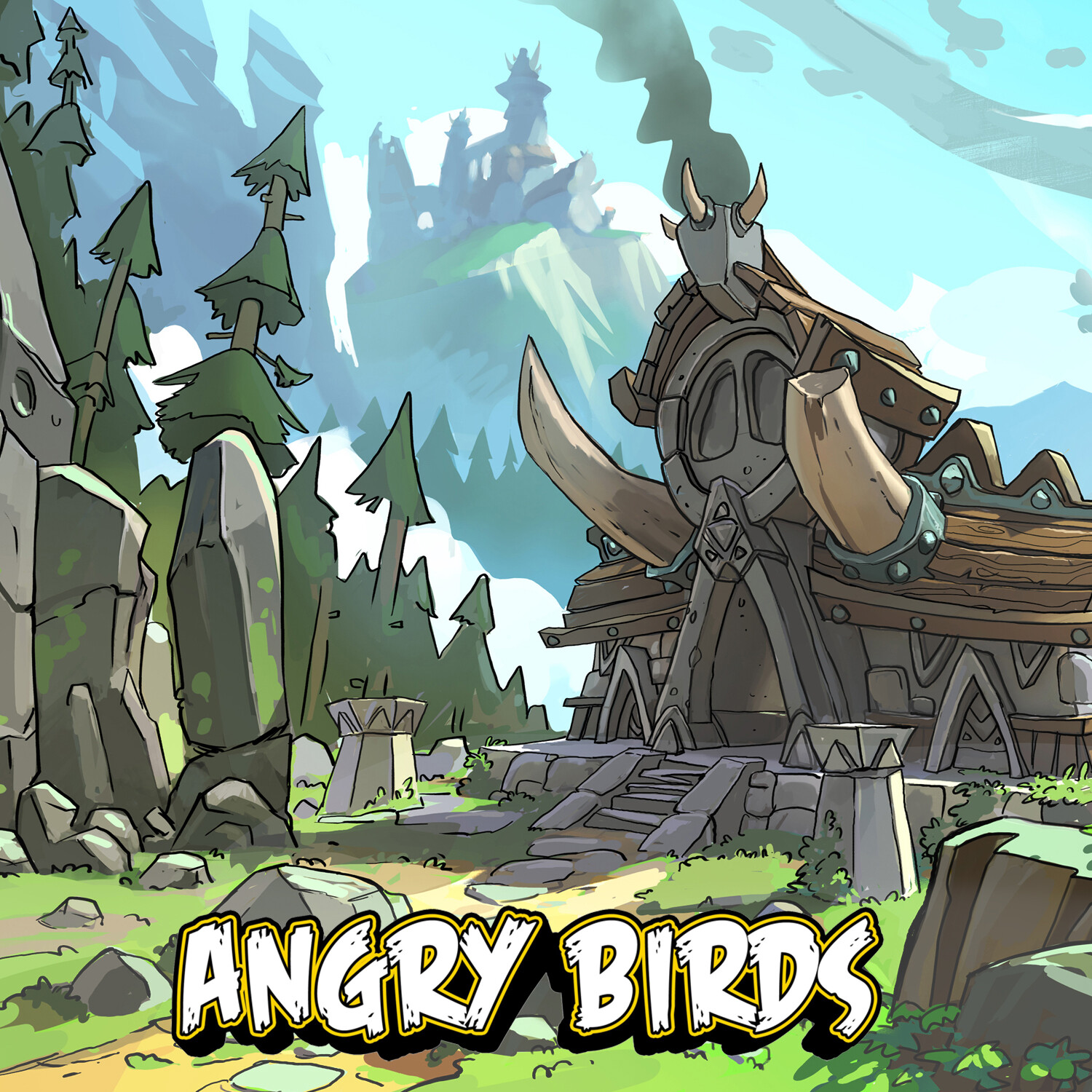 ANGRY BIRDS project