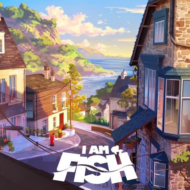 I am Fish : Cornwalls