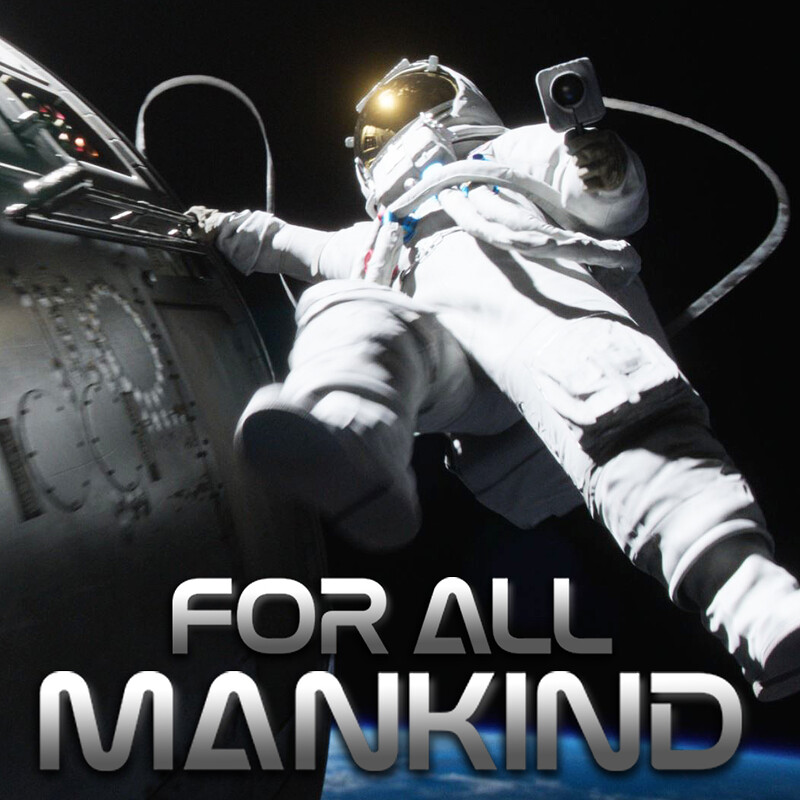 For All Mankind - Astronaut Suit