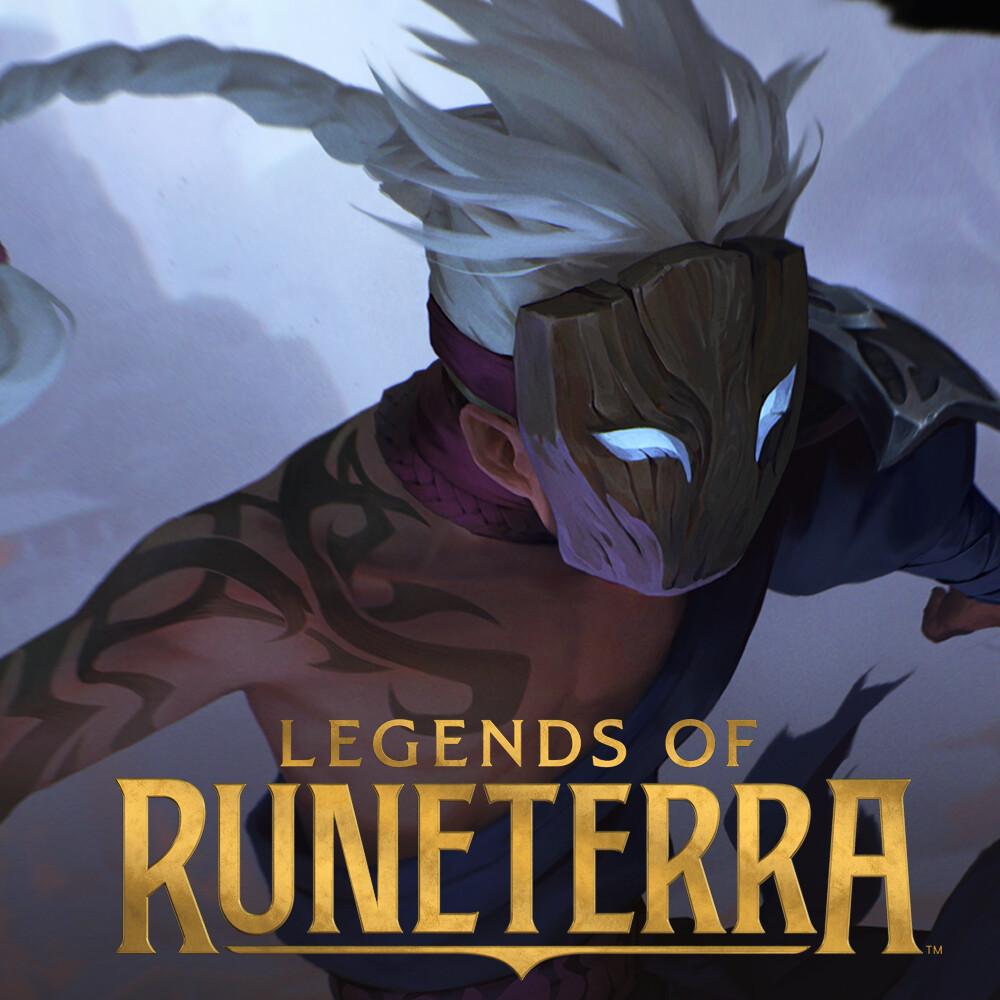 SHADOW APPRENTICE - Legends of Runeterra