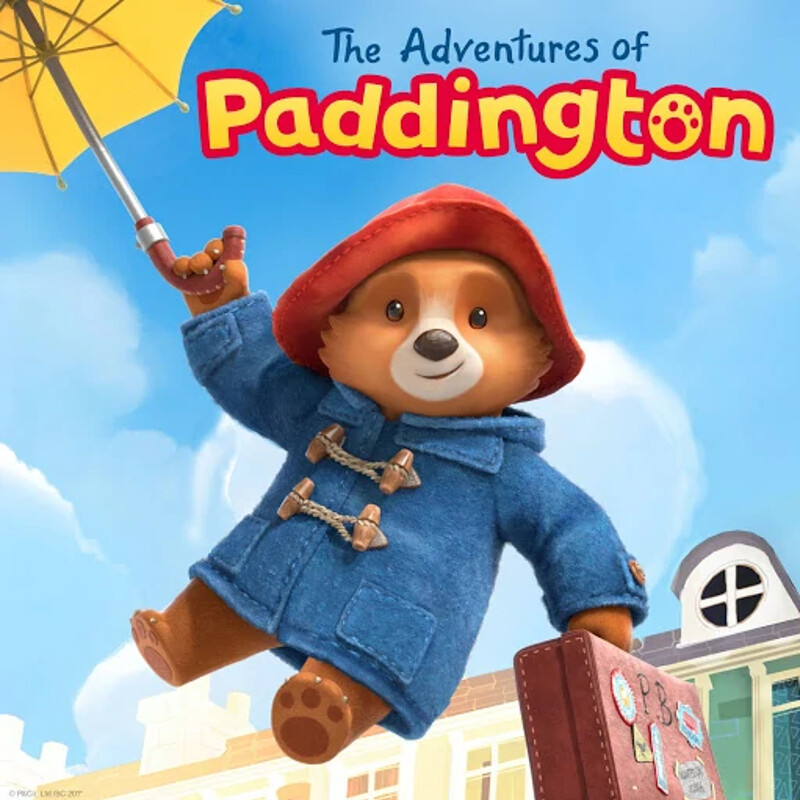 The Adventures of Paddington Bear: Volume 2