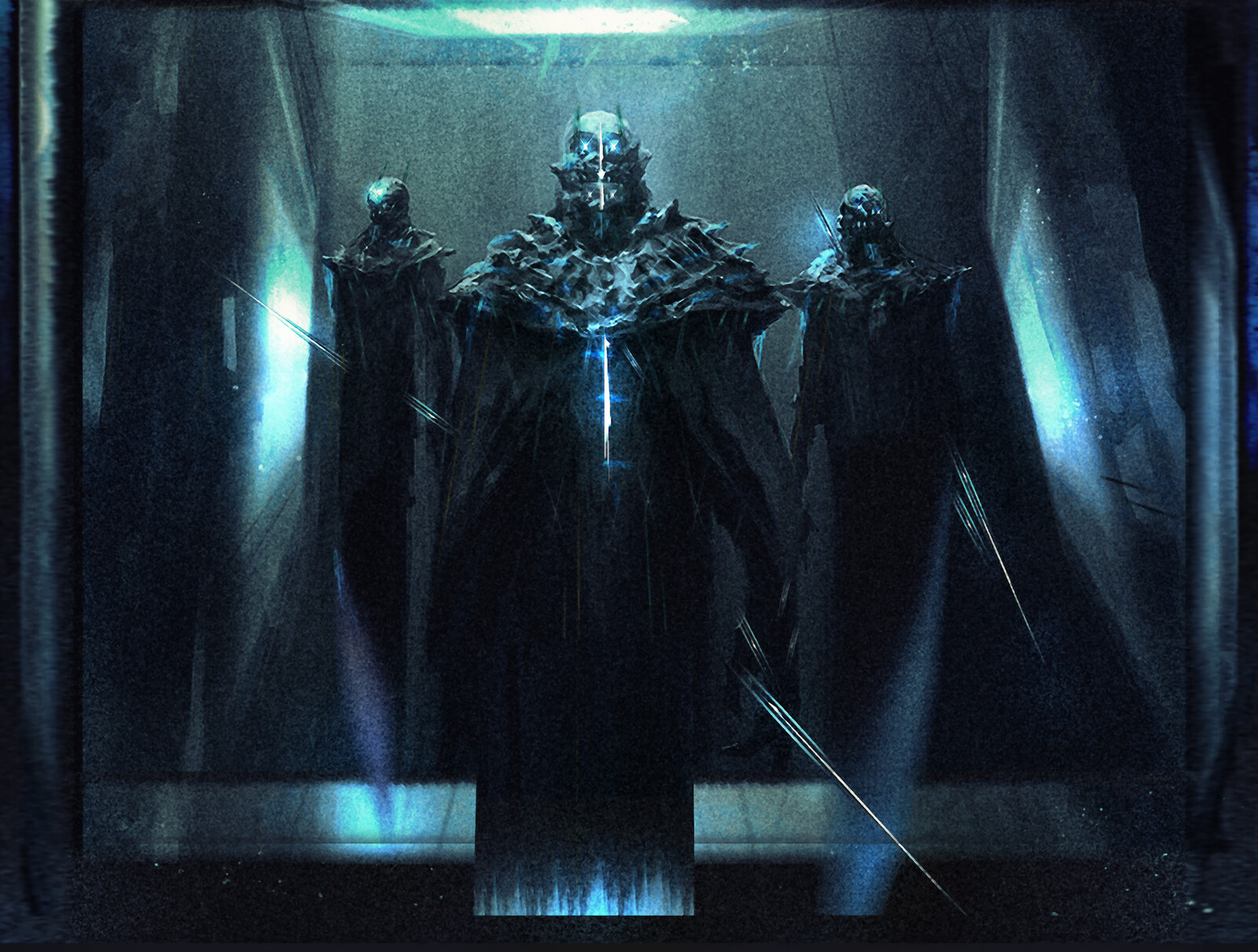 Dementors of Azkaban.