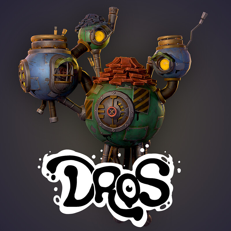Dros - Modular Dros Huts