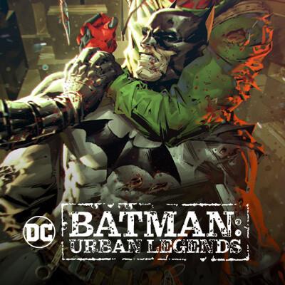 Batman : Urban Legends #1