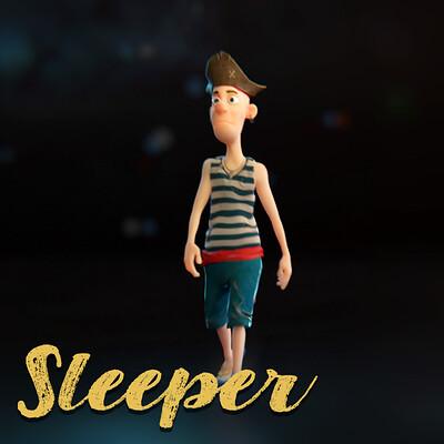 Sleeper - Animation walk