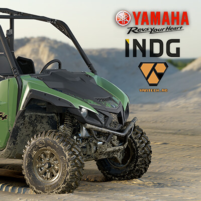 2021 Yamaha Wolverine X4 850