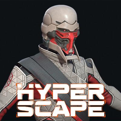 Hyper Scape: Prisma Security
