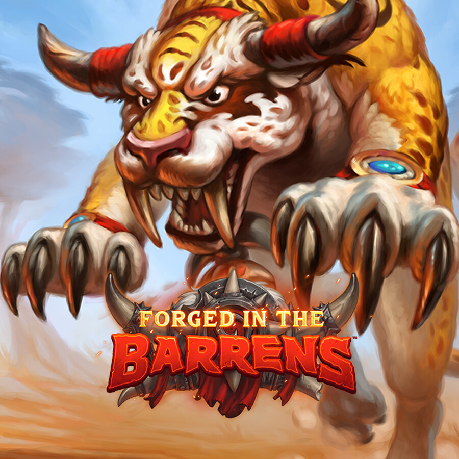 Hearthstone: Forged in the Barrens - Druid of the Plains, Cheetah