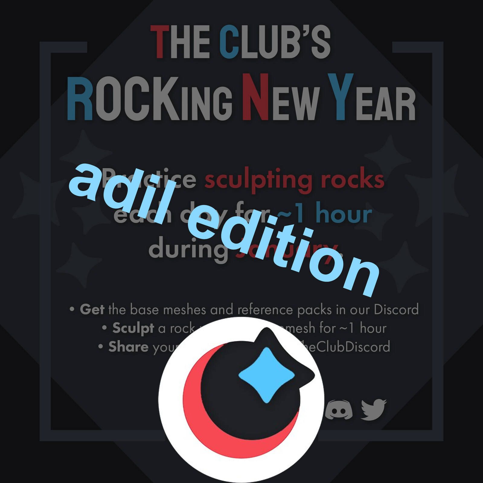 The Clubs Rocking New Year, Adil edition