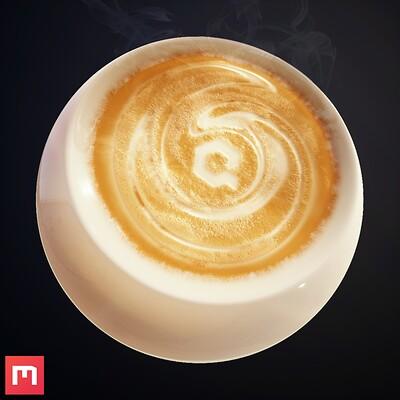 Latte Procedural Material