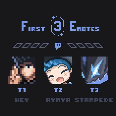 Alex illustration alex illustration all 3 emotes