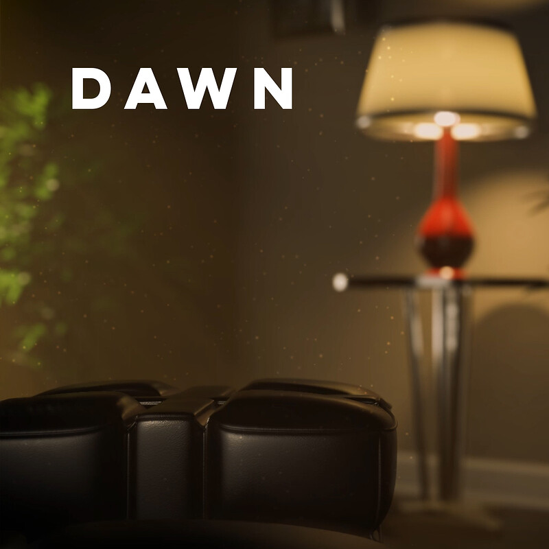 Dawn Animation