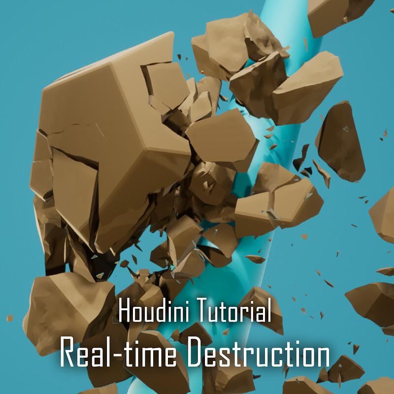 Real-time destruction || Tutorial