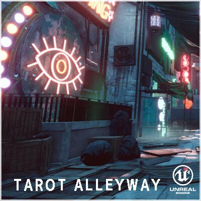 Tarot Alleyway