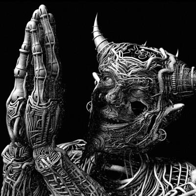 Meats meier meats meier prayingdevil thumb