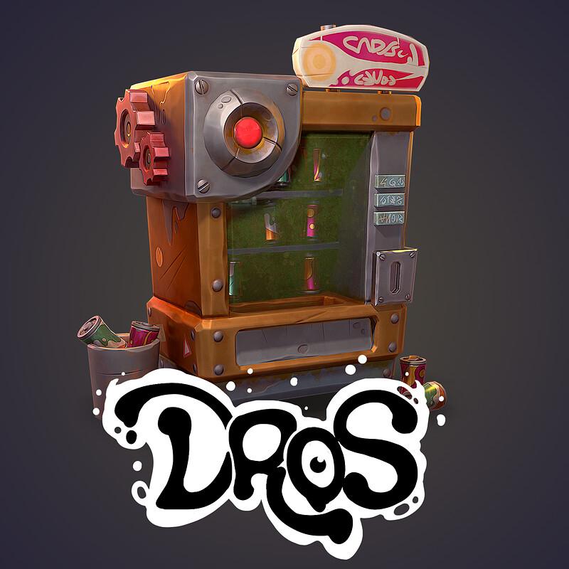Dros - Vending Machine