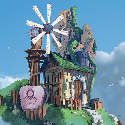 Filippo baracchi filippo baracchi windmill house 1b