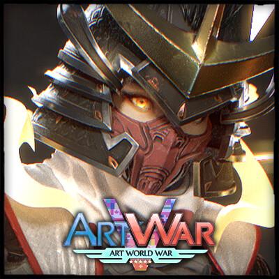 Japanese Samurai (ArtWar5)