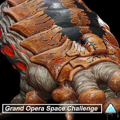 Larva: Grand Space Opera