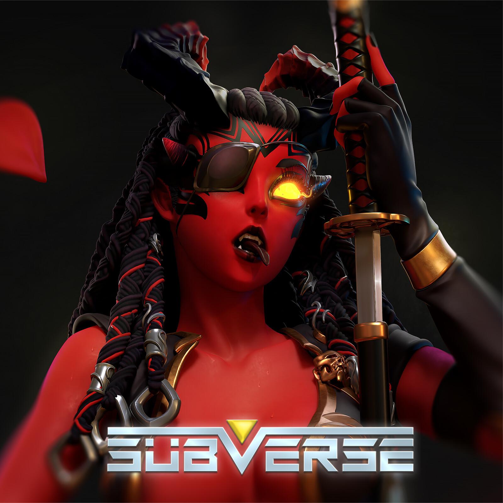 Subverse - Killision