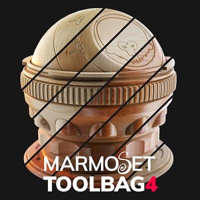 Toolbag 4 Materials - Wood Part 2