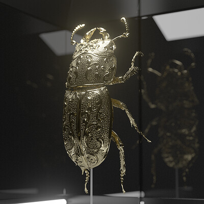 Eric keller eric keller golden beetle 01 ig