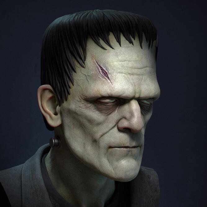 ♦ Frankenstein's Monster ♦