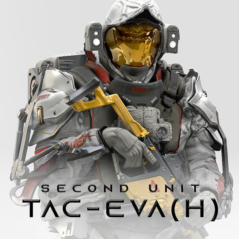 NASA - Tactical EVA Suit - H