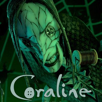 Craig dowsett craig dowsett coraline