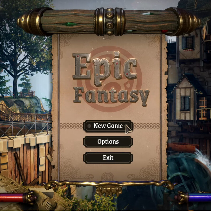 User Interface Design & Motion: Fantasy