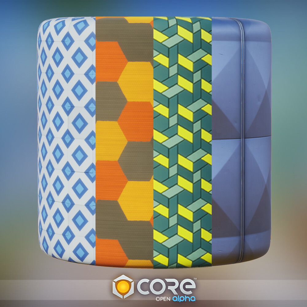 Core - Urban Materials