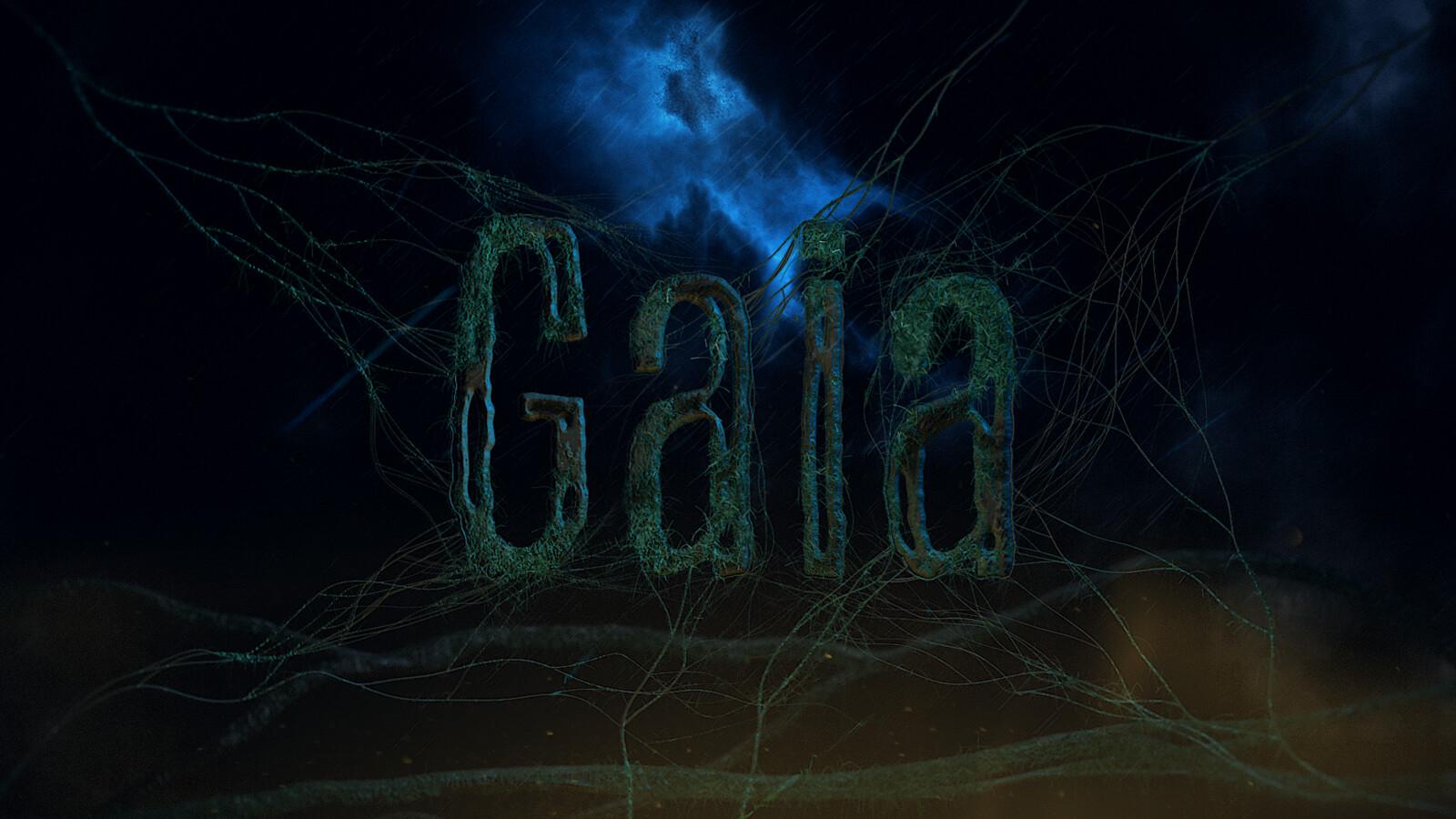 Gaia - Title
