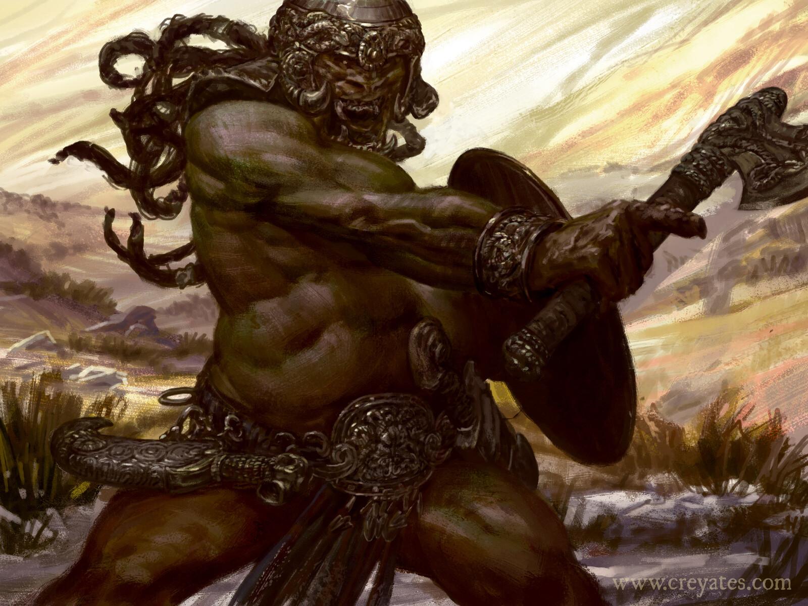 Orc Chieftan