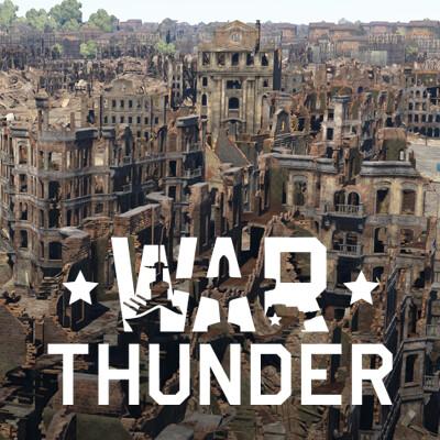 War Thunder environment